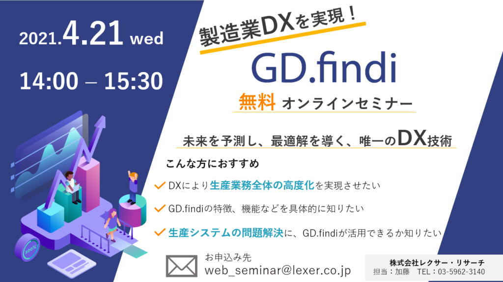 GD.findi無料オンラインセミナー